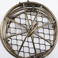 antique metal bird cages - ashion Jewelry Charms Vintage Charms Antique Bronze Tone Zinc Alloy Bird Cage Metal Dangle Pendants For Handcaft DIY mm