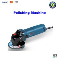 Wholesale Power tools angle grinder polishing machine metal cutting machine grinding machine angle grinde