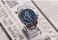 allied alloys - Sale fashion silver color ally luxury man watches WA