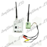 Wholesale 09 G CH mWireless transmitter Receiver Kit for Security Cam