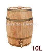beer cask - L oak wine cask beer barrel vertical without inner