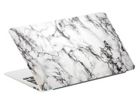 Wholesale 2016 hottest Design Laptop front side Marble Style for Apple Macbook Air Pro Retina inch Protector Macbook