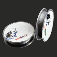 Wholesale Multifilament m Super Strong Fishing Line Standards PE Braided Pesca Fishing Tackle Fishing Tool FHG_302