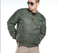 alpha industries flight jackets - Fall GENUINE ALPHA INDUSTRIES MA1 MA FLYING JACKET MA USAF FLIGHT JACKET BLUE GREEN BLACK GREY S M L XL XXL XXXL