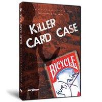 Wholesale Shoe magic teaching JP Vallarino a Yuri Kaine Killer Card Case magic video send by email accept paypal