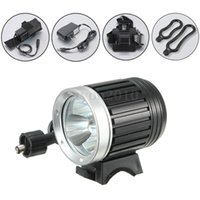Wholesale 8000LM x XML T6 LED Front Bicycle Light Bike Lamp Headlight Headlamp Head Torch