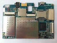 Cheap Wholesale-ELINK-MV706Z_V2 Motherboard PCB for MTK 8312 Tablet PC 1Gb RAM 8Gb Storage GPS 3G Dual SIM-card LCD 1024*600 IPS Brand New