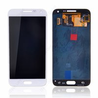 Wholesale 1pcs LCD Display Replacement For Samsung Galaxy E5 E500F LCD Screen With Touch Screen Digitizer