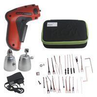 Wholesale New KLOM Cordless Electric Pick Gun Auto pick gun Locksmith tool lock pick tool pick gun Cordless