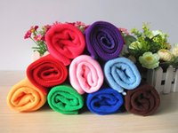 Wholesale Microfiber Towel Car Cleaning Wash Dry Clean Cloth cm