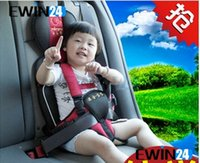 baby auto safety - Breathable Safety Auto Seat For Baby Kids In Car Thick Cushion Cover Portable