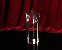 Wholesale K9 crystal trophy crystal award sports goods