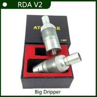 Cheap Replaceable big dripper Best   big dripper RDA