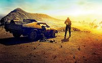 best poster prints - 2015 hot Sailing Mad Max art Poster x75 cm Wall Decor best gift for kids room