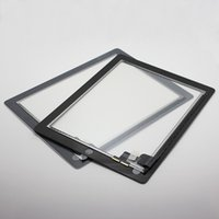 Wholesale iPad Touch Screen For iPad Mini iPad3 iPad4 iPad2 Touch Digitizer Screen Glass Replacement Screen Touchscreen