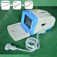 Wholesale CE and ISO approved human A5 Portable Ultrasound Scanner Machine Laptop Ultrasound Scanner Diagnostic System Portable Ultrasound probes