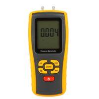 Wholesale GM511 High Pression USB LCD Digital Air Pressure Gauge Manometro Differential Pressure Manometer Measuring Range kPa