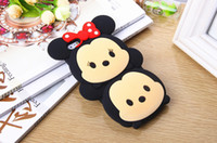 Wholesale For iphone5s plus Silicone Phone case D chocolate love face T sum Soft Silicone Up to date arrive Fashion Cartoon cover