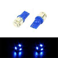 Wholesale Hot Sales set T10 LED Auto External Lights Car Side Wedge Tail Lamp Bulb Universal CX205