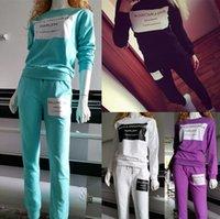 lenox - Sport Suit Women s Sets Ballinciaga Harlem Avenue lenox v sportswear Leisure suit Tracksuit Sweatsuits gym outfit costume