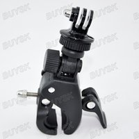 Wholesale Hot Sell Fast Clamp Mount for Gopro Fast Assemble And Release Bike Mount Handlebar Mount Fast Clamp Mount for Gopro Hero3