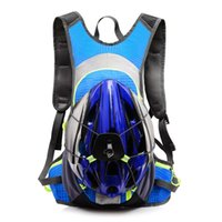 Wholesale Good quality men s outdoor riding backpack bags men bike cycling bag riding backpacks sports for men nylon L