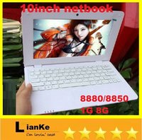 """Cheap Free Shipping Cheap 10"""" VIA8880 Android 4.2 Dual Core Wifi Netbook Notebook mini Laptop 1G 8GB with Webcam HDMI computer"""