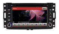 Wholesale For BUICK Terraza car Stereo Radio car DVD Player GPS NAVI HD Screen System Original NAVI Design