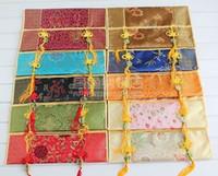 Wholesale Cheap Chinese HANDMADE Classic Silk Tissue Box CoverS