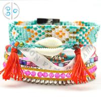 Wholesale New Design High Quality New Fashion Jewelry multi color chain bracelet Hipanema Brazil Bracelets