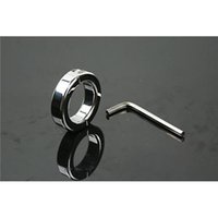 Cheap Stainless Steel Ball Stretcher Dragon Cock Rings Chastity Male Scrotum Bondage Device Adult Sex Toys Testicle Stretcher Ball Weight BJ292903