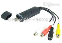 Wholesale EPACKET USB Video Audio grabber DVD maker