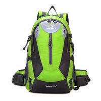 Wholesale 35L Outdoor Backpack Water Resistant Rucksack Hiking Camping Travel Climbing Bags Knapsack Pack for Men Women