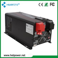 4000W 110V/220V/230V/240VAC ≥90.5% Best Buy Home Converter 4000 Watts 48 Volts 240 Volts with Battery Charger