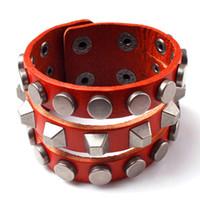 achat en gros de pulseras hip hop-Tricycliques la Chance de Bracelets de Bracelets Hommes de Bijoux de Mode Pulseira Masculina Ethnique Pulseras Bijoux Accessoires Punk, Rock, hip-hop Amulette 10pcs