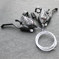Wholesale Universal Conjoined DIP Mountain Bicycle Derailleurs Speed Front rear Bike Accessories Bike Parts