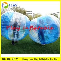 Cheap inflatable knocker ball Best bubble football for sale