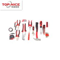 Wholesale 42Pcs set Custom Home Electrical Routine Repair Hand Tool Sets Knives Pliers Screwdriver Combination Kit Hardware Repair Tools