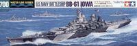 battleship model kits - Tamiya U S Battleship Iowa BB Plastic Model Kit