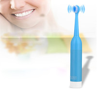 Wholesale New Design Adults Electric toothbrush waterproof automatic tooth brushes color massager toothbrushes Oral Hygiene Dental Care with piece
