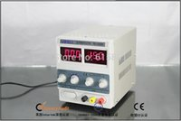 Wholesale V YIHUA DD V A Adjustable DC Power Supply LED Display Mobile phone repair power test regulated power supply