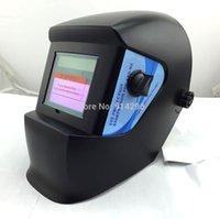 Wholesale 2015 NEW Fully Automatic Auto Darkening Mig Tig Mag Arc Welding Helmet Mask
