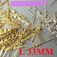 Wholesale 20000pcs mm Crystal Beads curtain Stainless steel Connector Chrome Gold metal Accessories Lighting Metal Connector