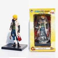 anime toys - Anime Naruto Namikaze Minato PVC Action Figure Collectible Model Toy doll with box cm