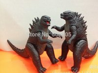 Wholesale set New Classical boys godzilla toys doll pvc action figures Ultraman Monsters Dinosaur models