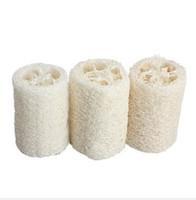 Wholesale 2015 New Mignon Natural Loofah Luffa Loofa Bath Shower Sponge Spa and Body Scrubber
