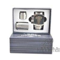 Cheap Silver E Cigarette Kits Best Stainless steel  E cigar packs