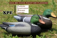 Wholesale Outdoor Hunting Product Decoy Duck Wild Duck Model For Outdoor Material is XPE