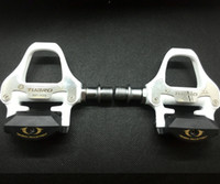 bicycle pedal cleats - original Taiwan last stock magnesium alloy road racing SPD clipless cleat TT trail bicycle pedal