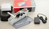 Wholesale Portable Handy Mini Bill Cash Money Currency Counter V40A US Plug order lt no track